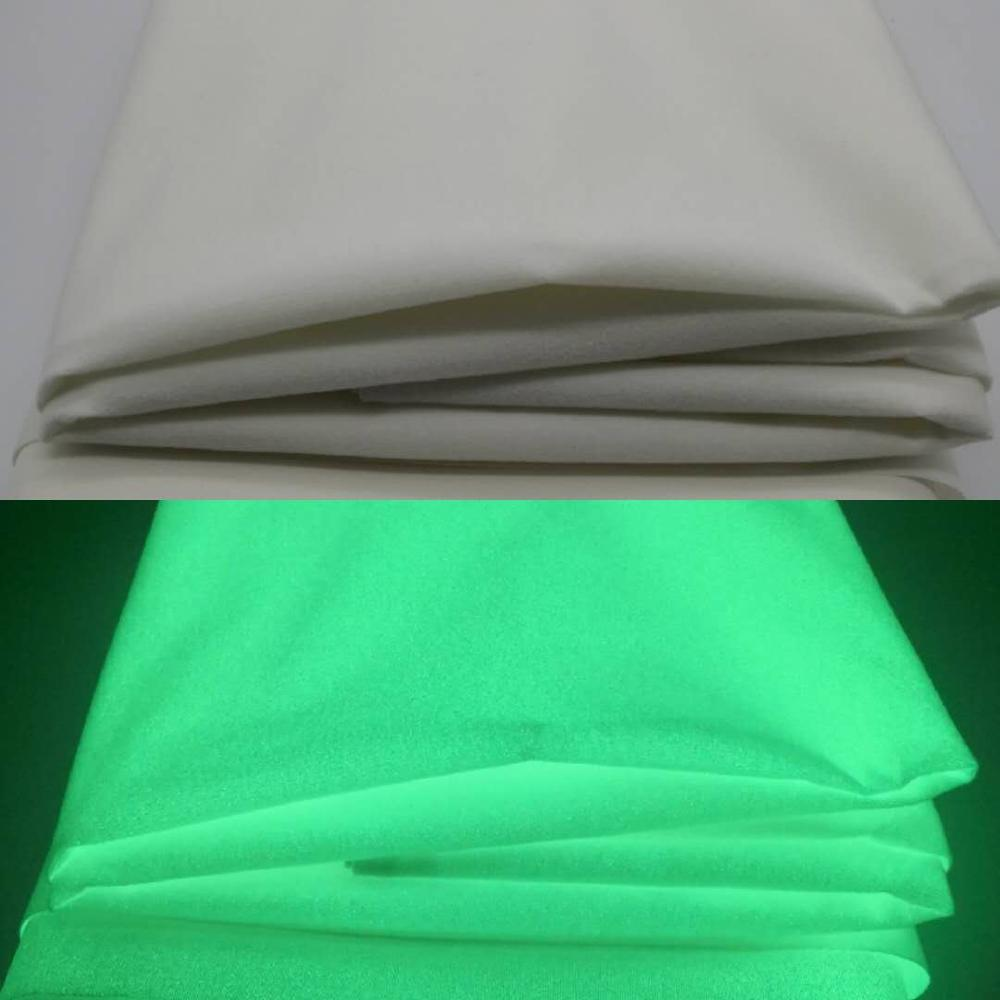 special glow in the dark 100% polyester textile <strong>fabric</strong> for toy use