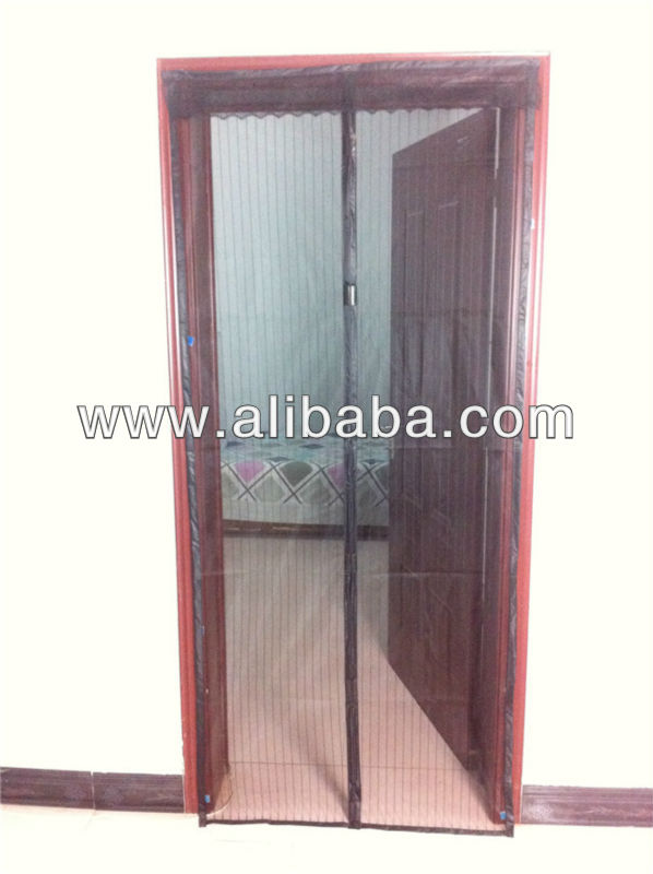 decorative door curtain magnetic screen door ideal pet door automatically close