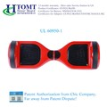 HTOMT three wheel scooter Cheap Scooter UL2272 Hoverboard with Light new products 2016 2 seat mobility scooter