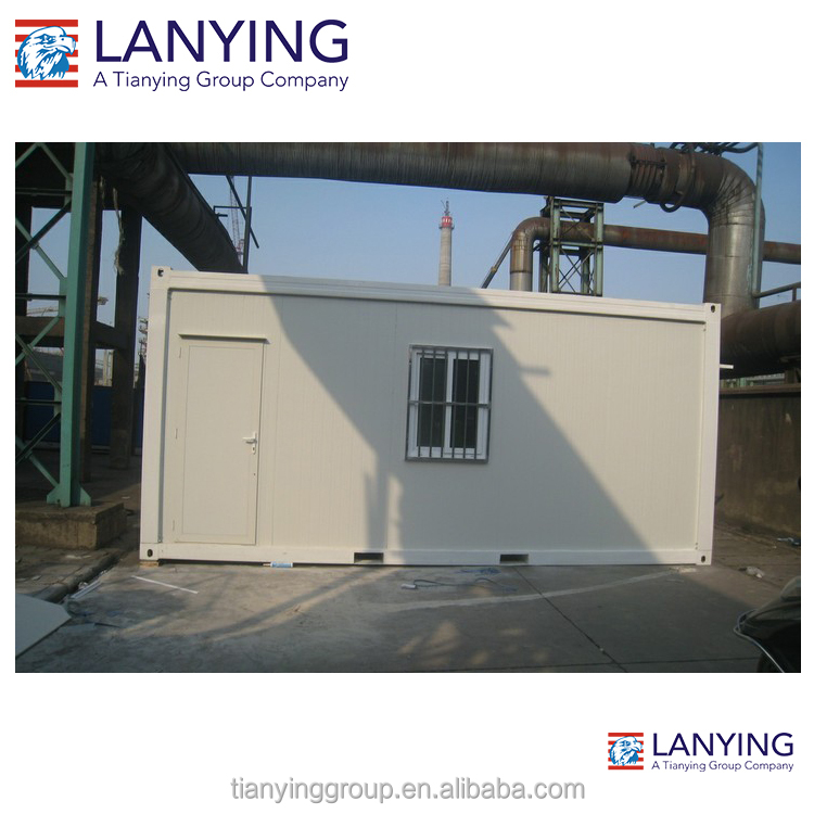 China made low cost Container homes, Hot sale Portable house, 20ft modular kit house/ camp container