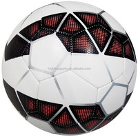 customized football soccer ball equipment factory/wholesale soccer ball for training and match