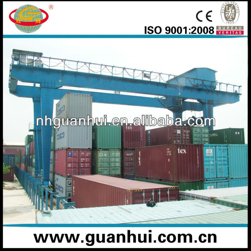 sea port gantry container lifting cranes for sale