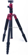 LW-PT02 powerful professional flexible high quality portable extendable carbon fiber flexible tripod holder for ipad