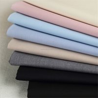 Poly Rayon/Viscose TR men suit fabric in stock with custom English selvedge