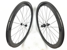 New 4-degree design for Brake surface 50mmx23mm U shape carbon clincher wheels for racing bike with DT350S hub 20H/24H
