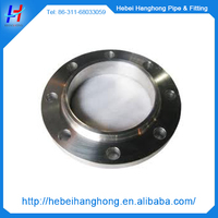 Chemical use precision casting stainless steel flange