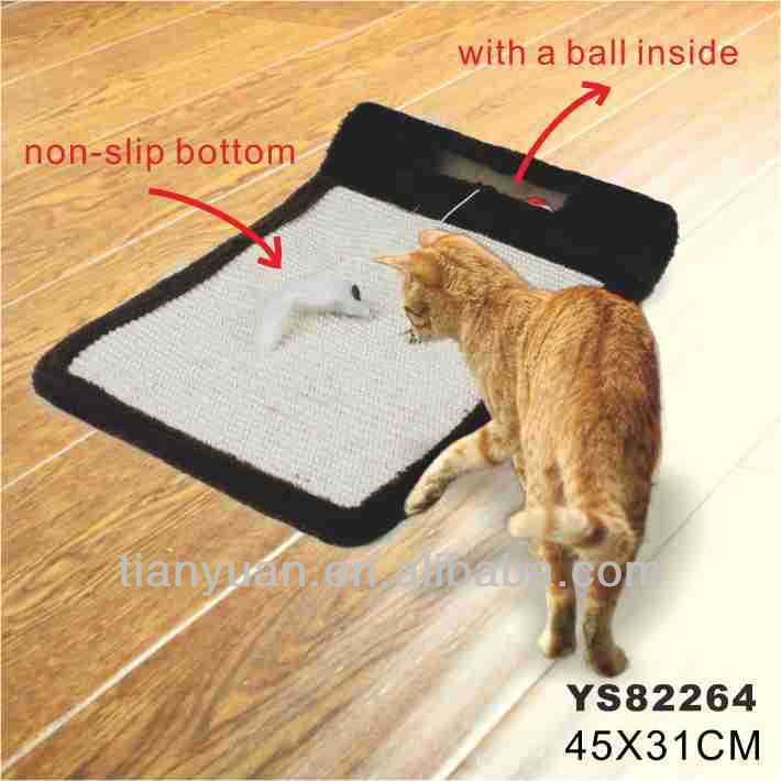 Cat Toy Mat Mouse Pet Moving Toy For Cat