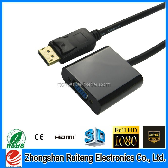displayport to rca converter with cable manufacture