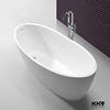 white portable inflatable bath cheap freestanding bathtub