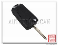 Flip Remote Key Shell 2 buttons &4 types blade optional for Opel (AS028015)