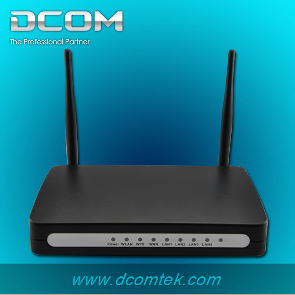 new design 300M 11n 2t2r router wireless router enclosure