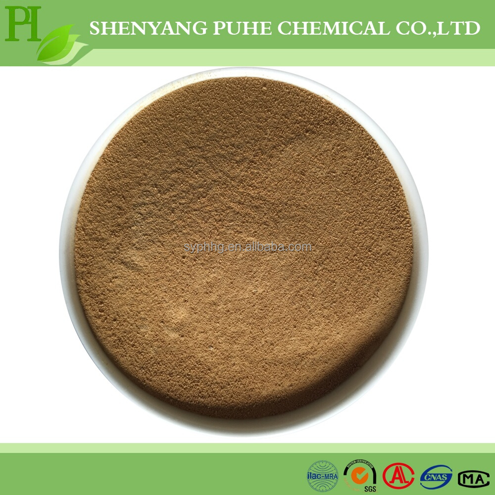 calcium lignosulfonate ceramic additive bonding agent