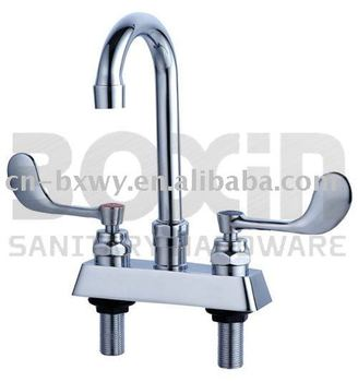 NSF Deck-mounted Commercial Sink Faucets