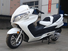 hot sale fashion sport T-5 EEC 150CC gas scooter motocycle