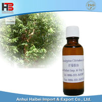 100%pure and natural Eucalyptus citriodora oil China supplier