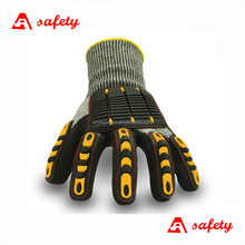 Anti Cut Puncture Resistant Fishing Protection Gloves