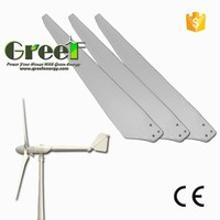 For home use horizontal axis wind turbine blade 1kw 2kw 3kw 5kw