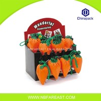 New recycle carrot bag fashion import korea