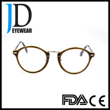 Classic Design High Quality Acetate Frame Eye Glasses