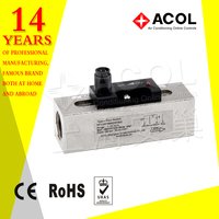 Good quality electronic Water Piston Flow Switch