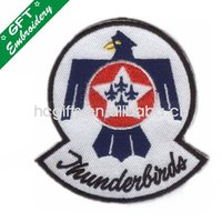 Woven Patches Eagle Emblem GFT-E274