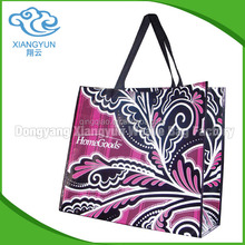 New cheap fancy bio degradable pp shopping bag plastic bag