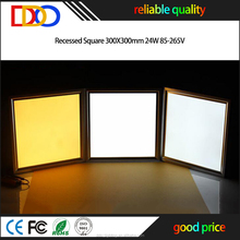 25w square led panel light with very competitive factory price