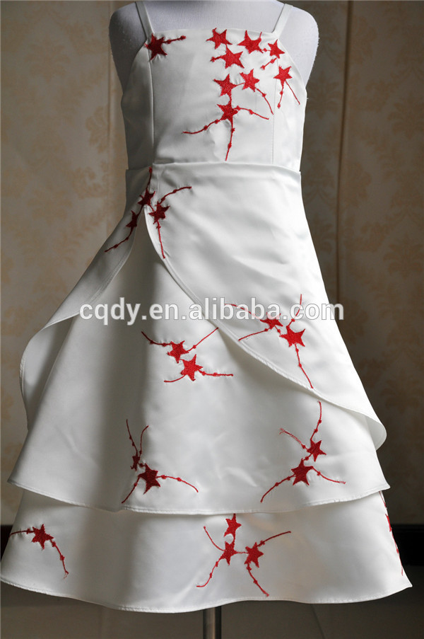 2015 Latest Embroidery Long Frocks Designs Children Party ...