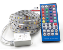 Smd 5050 30LED ce rohs certificate Waterproof IP65 5050 rgbw led strip