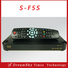 Original S-F5S / Memobox F5S full hd satellite receiver with PVR DVB-S2 Supported Card sharing CCcam USB WiFi