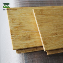 Cheap click- lock strand woven natural indoor bamboo flooring