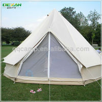 High quality Canvas Bell tent 5X5M for sales