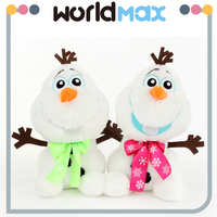 High Quantity Frozen Olaf Wholesale Plush Snowman