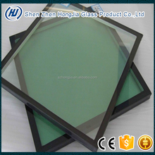 curved insulated glass for building project curtain wall