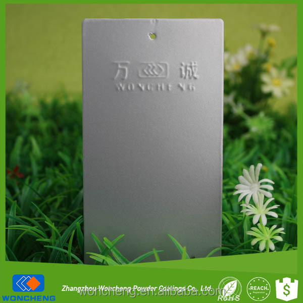 Ral 9006 White Aluminium Protect Metal Paint Powder Paint