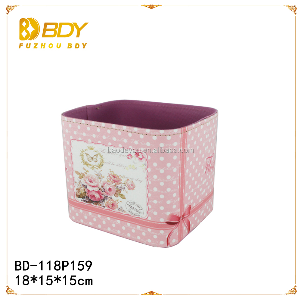 Home decor good quality folding trash paper bin buy for Quality home decor