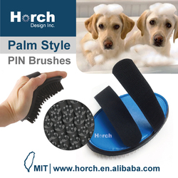 2016 NEW ARRIVAL Premium Quality Hot Sale Pet DOG Grooming Brush Pet Grooming Glove