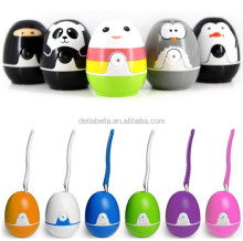 Unique Design Mini Cute Portable UV Light Toothbrush Sterilizer Toothbrush Sanitizer
