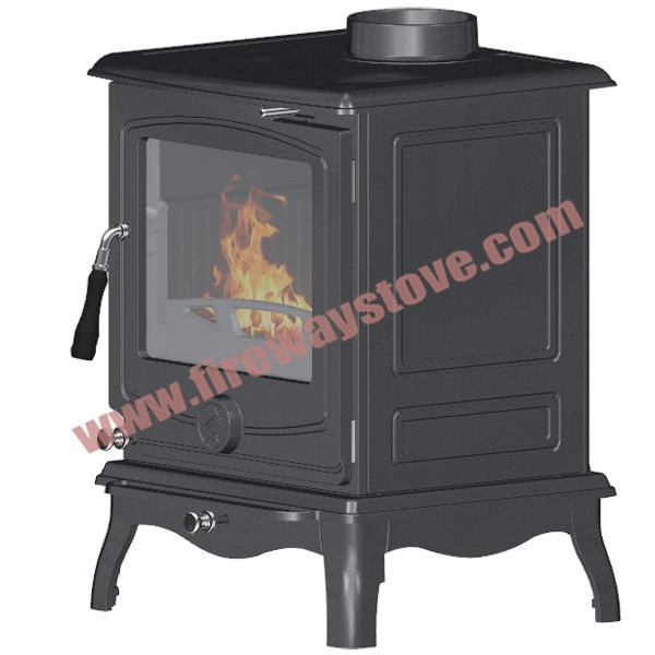 Reasonable Price Wood Fireplace For Keep Glass Clean And