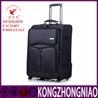 OEM luggage factory custom troley suitcase lightweight built-in wheels luggage & cases