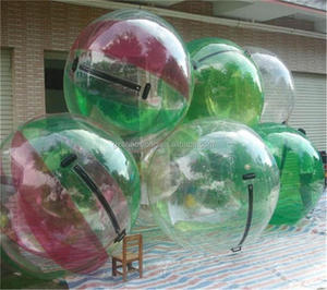 commercial and rental 1.0mm PVC inflatable water walking ball, inflatable walking ball for event equipment rental company