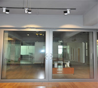 aluminum frame glass door accessories aluminium doors