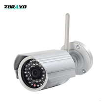 Bullet Waterproof P2P Mini Wifi IP Camera Outdoor P2P Outdoor IP Cameras
