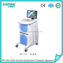 EjaculationMale Sexual Dysfunction Therapeutic Apparatus,Male erectile dysfunction treatment machine