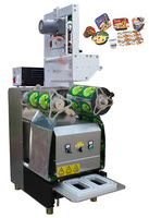 Semi Automatic Tray Sealer for food product