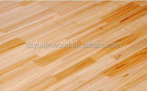 competitive price wood finger joint laminated board made of pine timber/lumber
