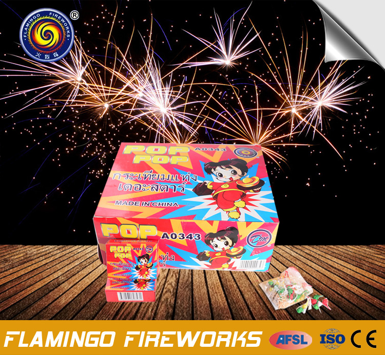Promotional Party helicopter spinner novelty toy fireworks