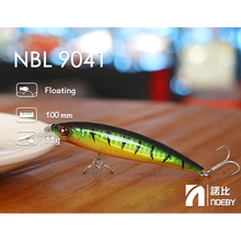 NOEBY Wholesale fish lures artificial crab bait with3D laser