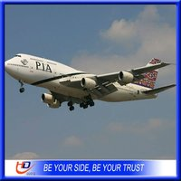 fast air transportation good service china to europe