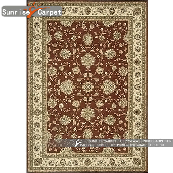 Hand Made Traditional Hereke Turkish Carpet